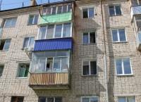 Дома в поселке Нагорный Самарской области