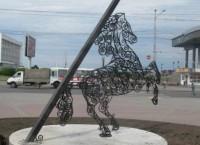 Первые солнечные часы в центре Томска