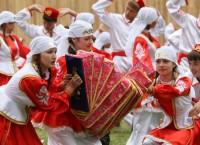 Традиционный праздник Сабантуй. Архив