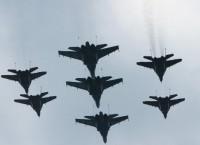 Боевые самолеты ВВС РФ