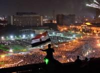 Митинг против свергнутого президента Мурси на площади Тахрир, Каир. Архив