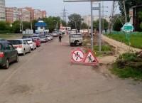 Мокрушинский железнодорожный переезд в Томске