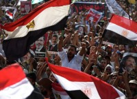 Сторонники свергнутого президента Моххамеда Мурси в Каире