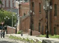 Улица Бакунина в Томске