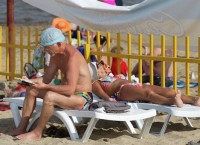 Томичи отдыхают на Семейкином острове