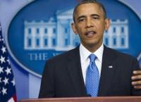 Выступление Барака Обамы. Архив
