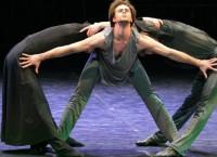 Спектакль По ту сторону греха Академическиго театра балета под руководством Бориса Эйфмана