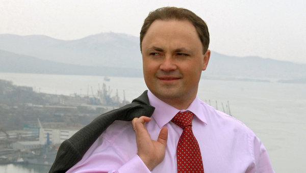 Игорь Пушкарев. Архивное фото.