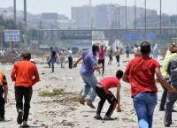 Столковения в Египте