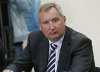 Вице-премьер правительства России Дмитрий Рогозин . Архив.