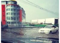 Ливень в Томске