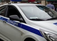 Автомобиль ДПС во Владивостоке