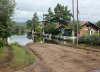 Последствия потопа на юге Забайкалья
