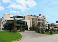 Отель Гранд ринг в поселке Бельдиби