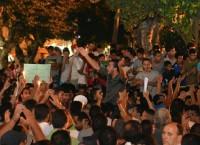 Протесты в Марокко против помилования серийного педофила Даниэля Гальвана