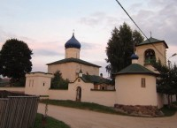 Убийство священника в Псковской области