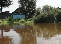 Паводок в Приамурье. Архив