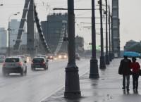 Погода в Москве, архивное фото
