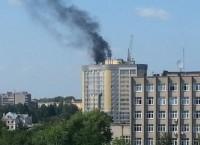 Взрыв баллона в Иваново
