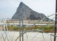 Граница Испании и Гибралтара