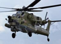 Учебно-боевой вертолет Ми-28УБ
