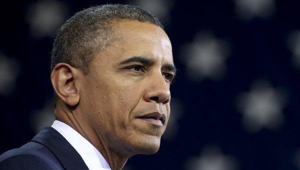 Барак Обама, архивное фото