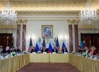 Встреча в формате 2+2 в Вашингтоне