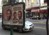 Выборная агитация в Аргентине