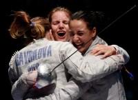 Женская сборная России по фехтованию