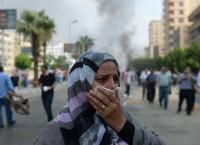 Столкновения в Египте