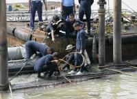 Спасательная операция в Мумбаи