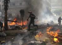 Беспорядки в Каире, Египет