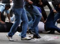 Cторонники свергнутого президента Египта Мурси во время акции протеста в Каире, 16 августа 2013