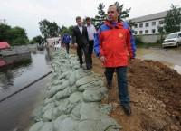 Министр МЧС России Владимир Пучков прибыл в район паводка на Дальнем Востоке
