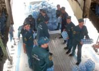 МЧС доставит питьевую воду и насосы из Читы в Хабаровск