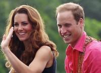 Герцог и герцогиня Кембриджские Уильям и Кэтрин, архивное фото