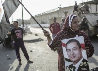 Сторонники экс-президента Египта празднуют его освобождение