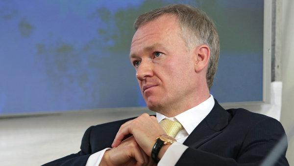 Генеральный директор компании Уралкалий Владислав Баумгертнер. Архивное фото
