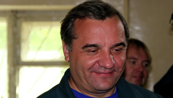 Министр МЧС Пучков. Архив
