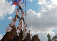 Репетиция фестиваля Спасская башня