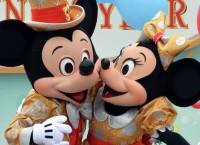 Микки Маус и его подружка Минни