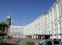 Администрация и горсовет Красноярска