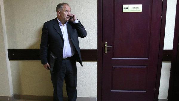 Адвокат Дмитрий Горячко. Архив