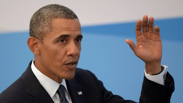 Президент Соединенных Штатов Америки (США) Барак Обама