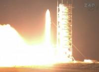 Ракета Минотавр успешно вывела лунный зонд LADEE на орбиту