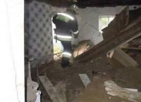 Хозяин частного дома погиб после обрушения потолка под Новосибирском