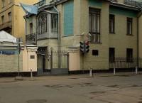 Угол Глазовского и Денежного переулков. Архивное фото