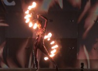 Международный фестиваль огненных искусств Огни Востока во Владивостоке. Фото с места события
