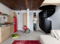 AP 1211: временное малогабаритное жилье для молодого бизнесмена