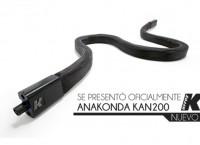 Anakonda KAN200 - революция в мире звуков